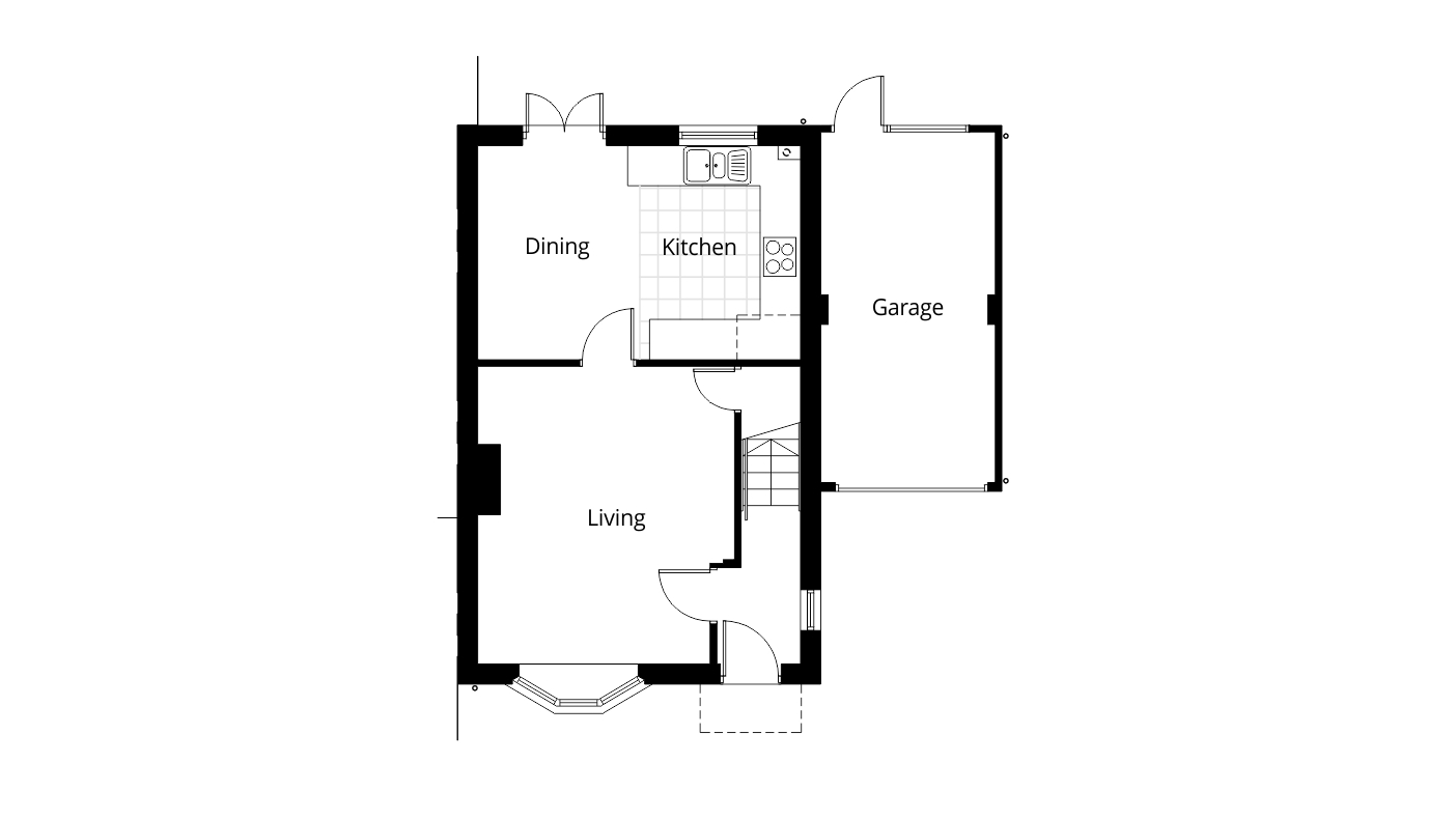 Need architectural plans or drawings project ben williams for How to get floor plans of an existing building