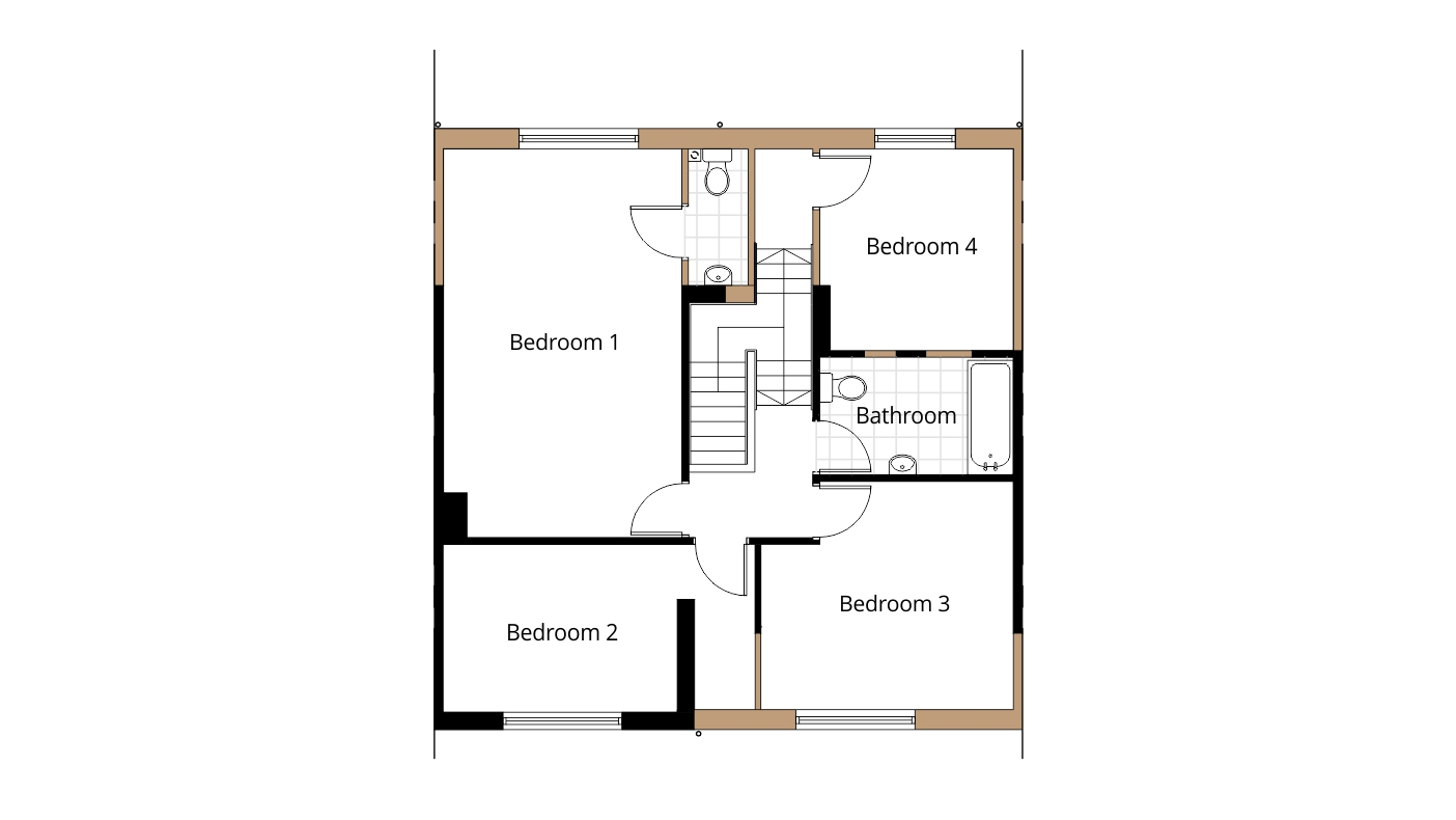 Help with planning application drawings to swindon borough for Floor plan assistance