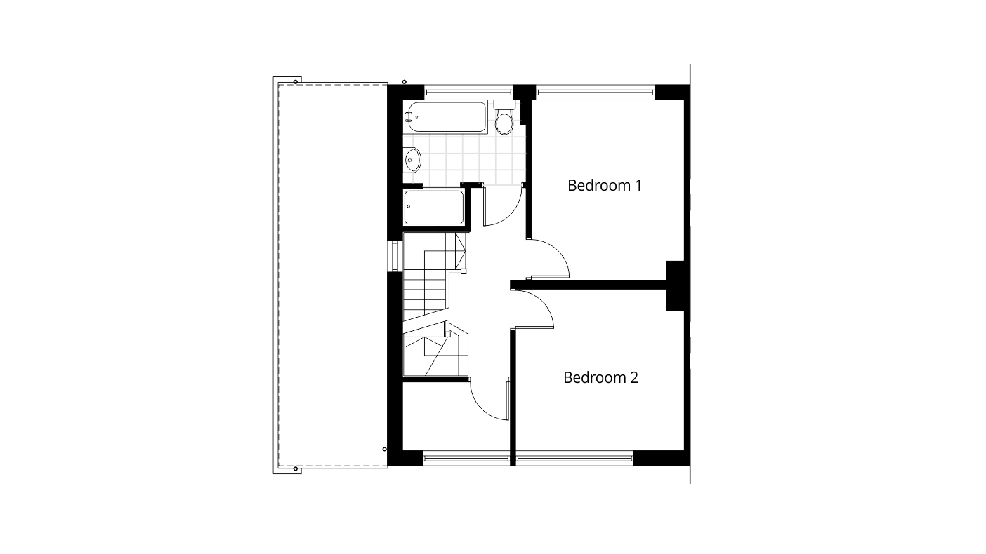 Swindon planning department requirements project ben for Floor plan drafting services