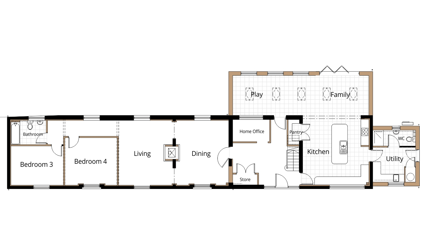 Barn Conversion Listed Building Planning Permission