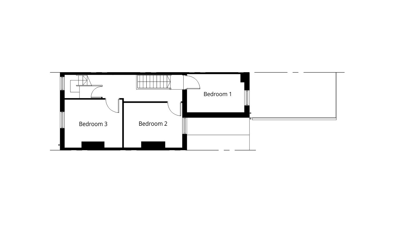 Loft Conversion Permitted Development Project Ben Williams Home Design And Architectural