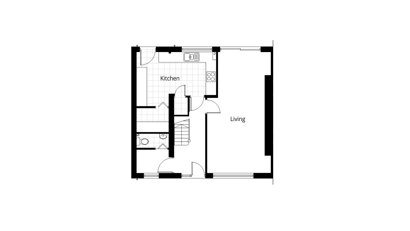 Swindon planning department drawing requirements project for Floor plan drafting services